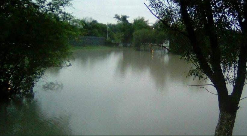 Nuevo León amanece con afectaciones por las intensas lluvias