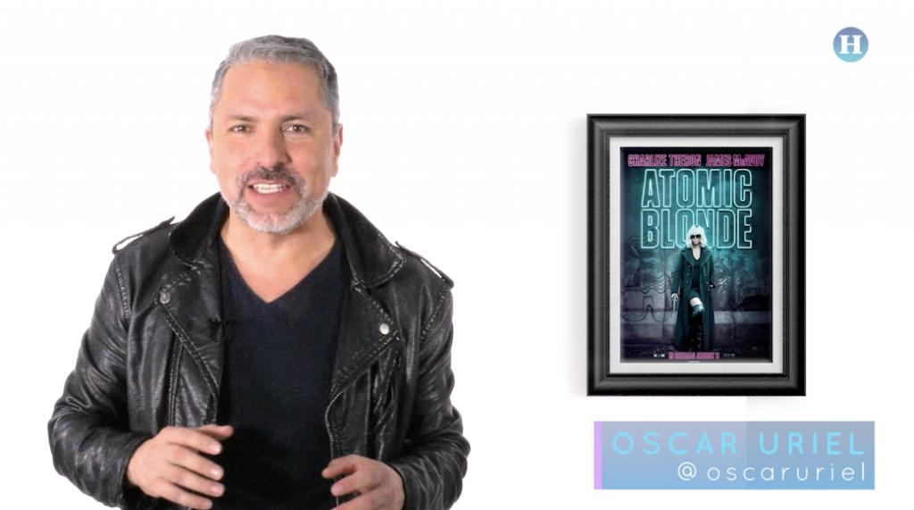 En el cine con Oscar Uriel – Atómica y Guardianes