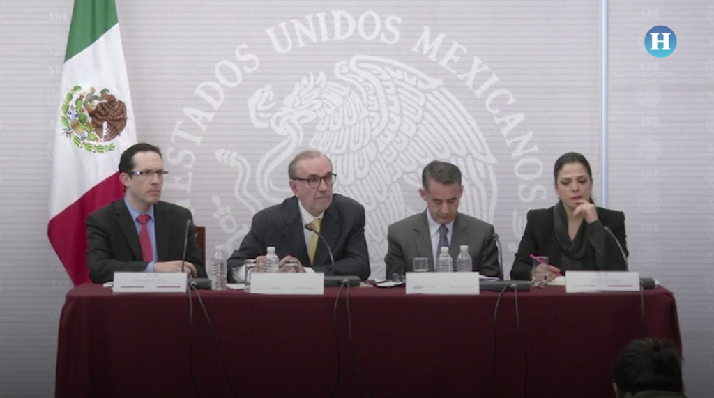 Gobierno mexicano pide pronta solución para dreamers