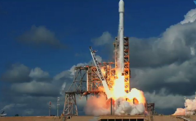 @SpaceX
