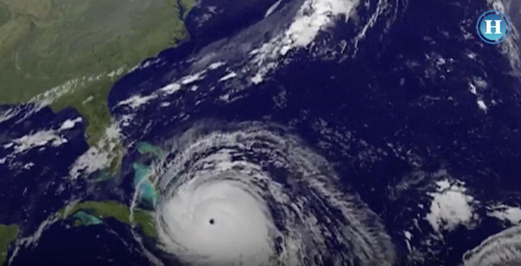 Irma toca tierra en Cuba y se acerca a Florida