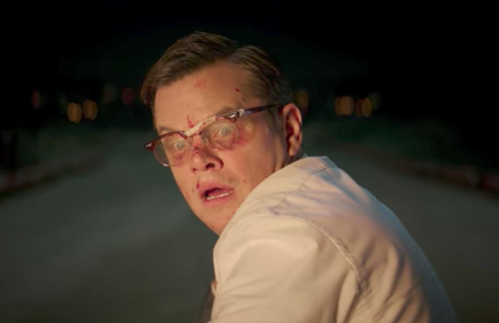 """George Clooney y Matt Damon se divierten a costa de Trump con """"Suburbicon"""""""