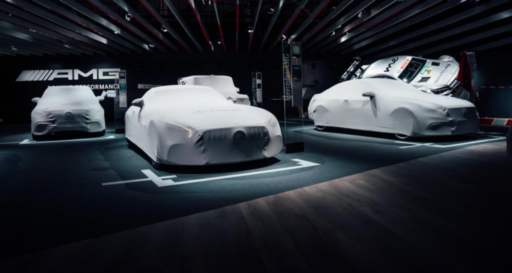 Mercedes-Benz, para 2022, tendrá una versión eléctrica de sus modelos
