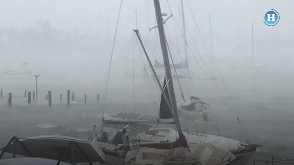 Los estragos del huracán Irma en Florida