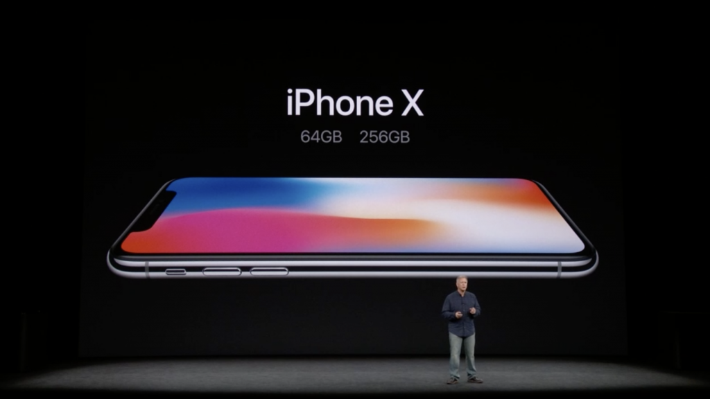 iPhone X y todo lo que se presentó en el Apple Event