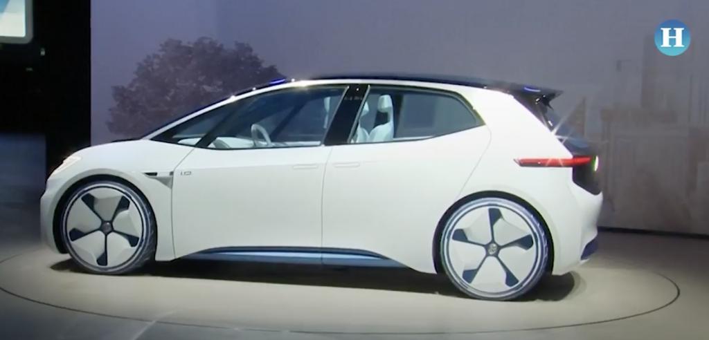 Autos eléctricos, la gran apuesta en el Salón del Automóvil de Fráncfort2017