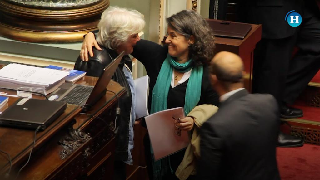 Esposa de Mujica asume vicepresidencia de Uruguay
