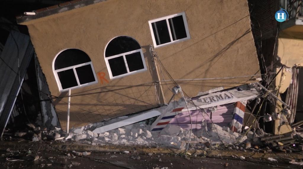 """Historias del sismo: """"es como una pesadilla"""""""