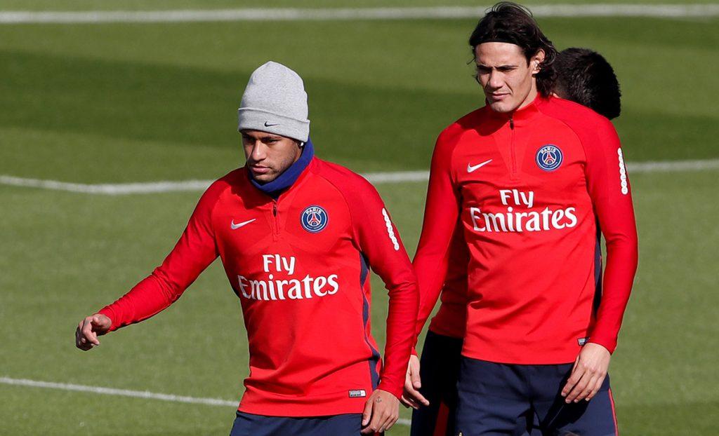 Una Emery, técnico del París Saint Germain, señaló que Neymar y Edinson Cavani compartirán la responsabilidad de cobrar los penales en el equipo francés.