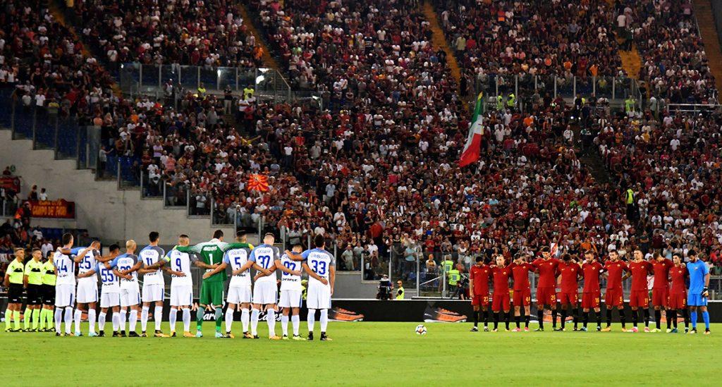 El Chapecoense de Brasil sigue recibiendo intensos homenajes a beneficio, esta vez fue ante la Roma con la que perdió 4-1.