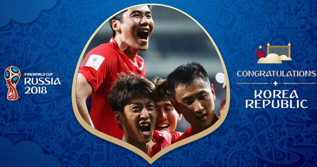 Tras empatar sin goles con Uzbekistan, Corea del Sur se clasificó al Mundial de Rusia 2018; Siria jugará repesca asiática.