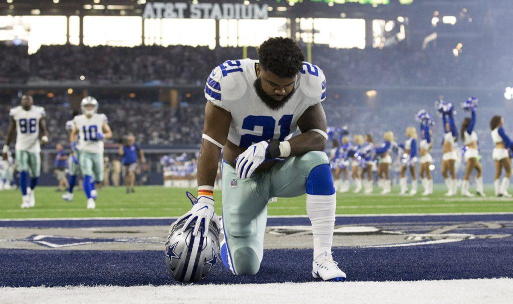 La NFL pidió a un tribunal federal de apelaciones apresurar su resolución a la petición de anular fallo que dejó sin efecto suspensión de 6 juegos del corredor.