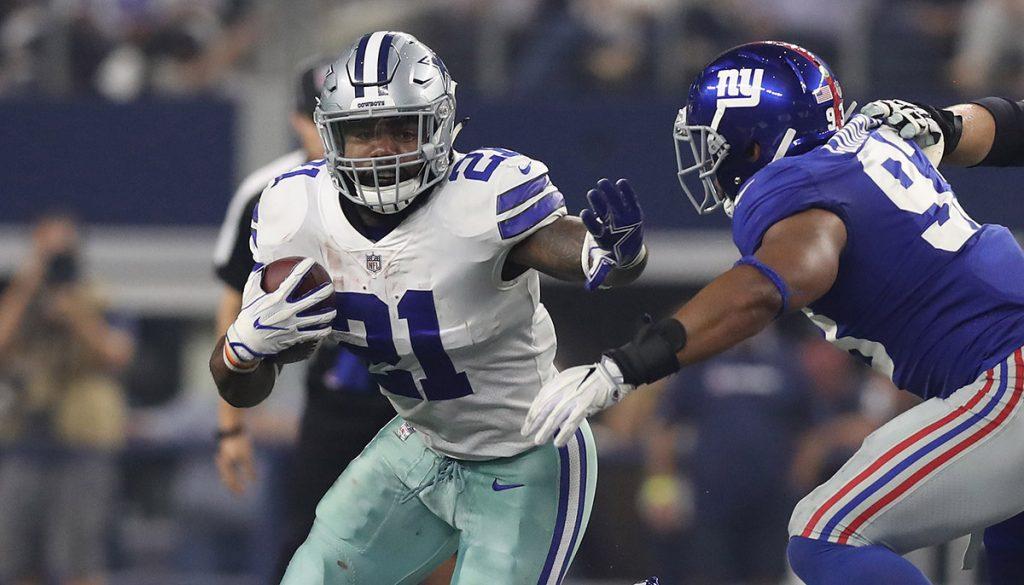 Corte federal de apelaciones fija fecha del 2 de octubre para la audiencia de apelación de la NFL para reinstalar el castigo de 6 juegos de suspensión de Ezekiel Elliott.