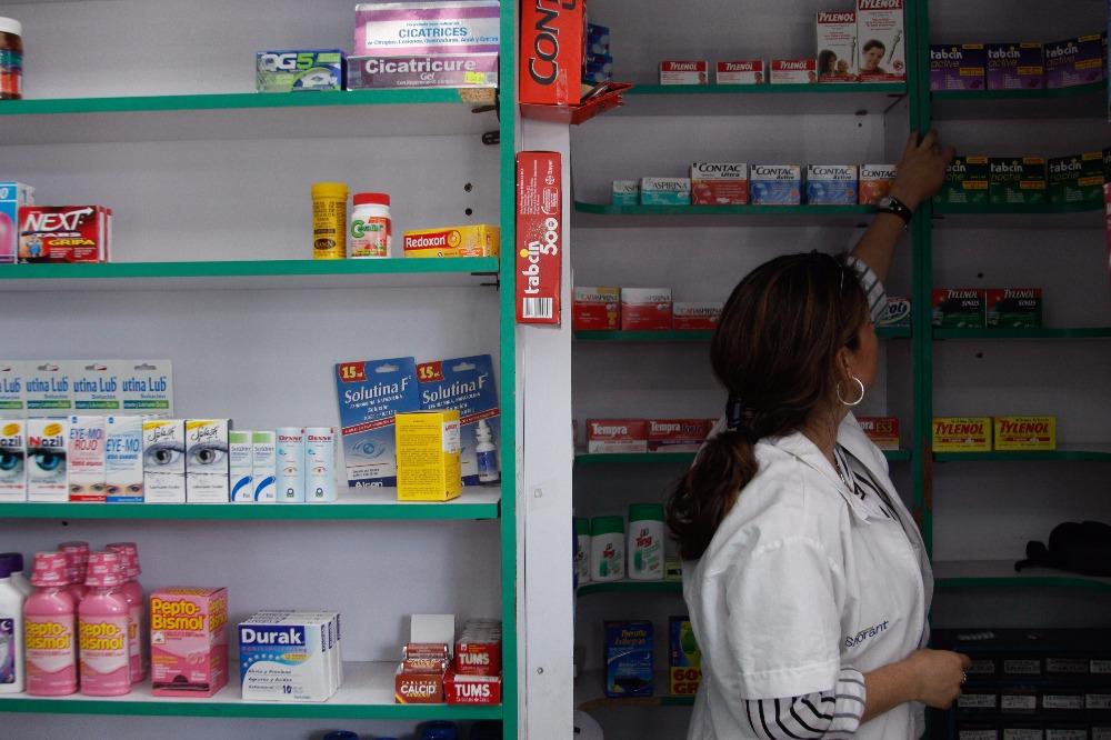 Las farmacias garantizan el abasto ante las necesidades por el sismo