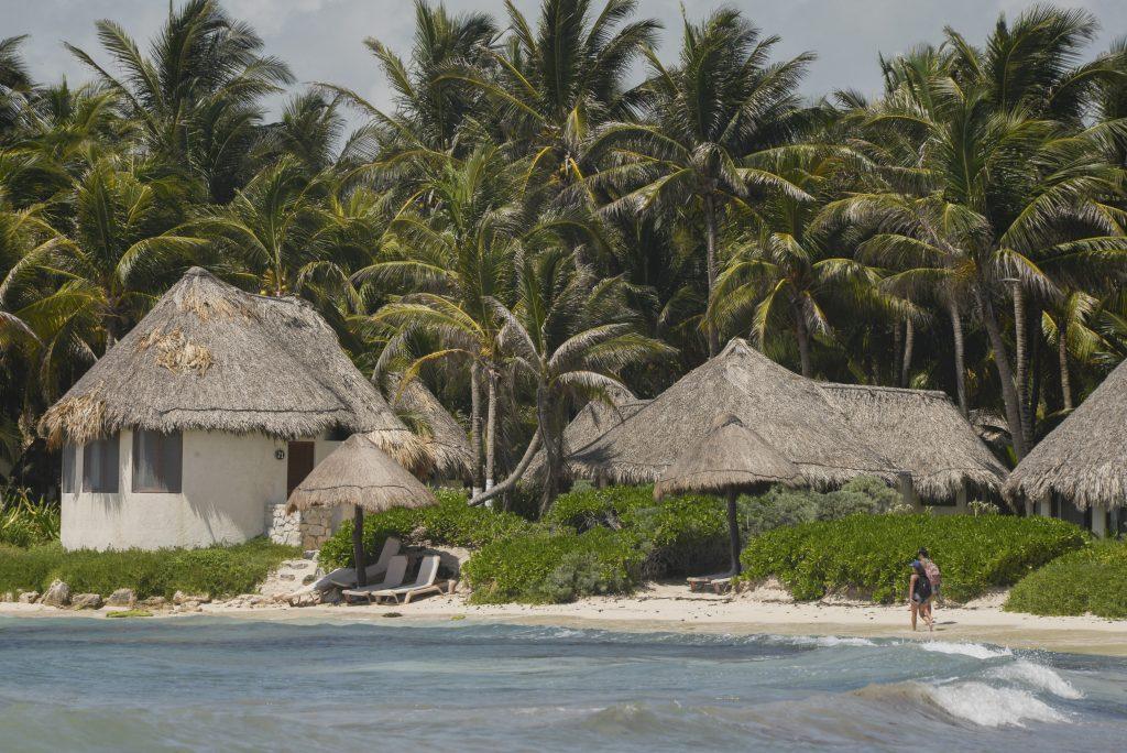 Hoteles en Tulum. @Cuartoscuro.com