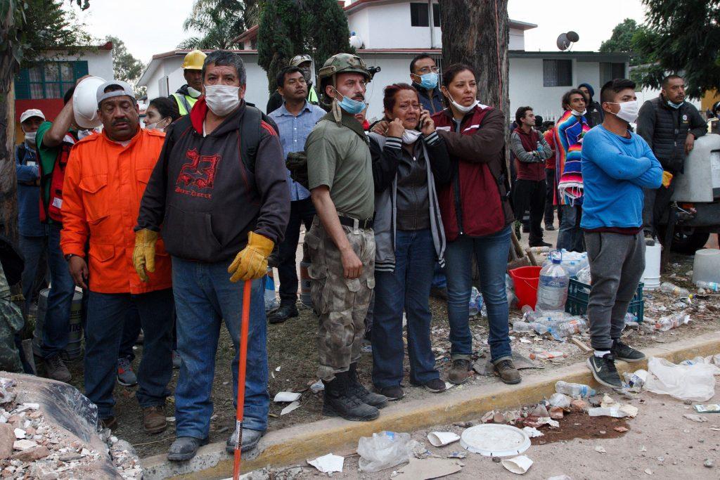 Delegación Cuauhtémoc. @Cuartoscuro.com