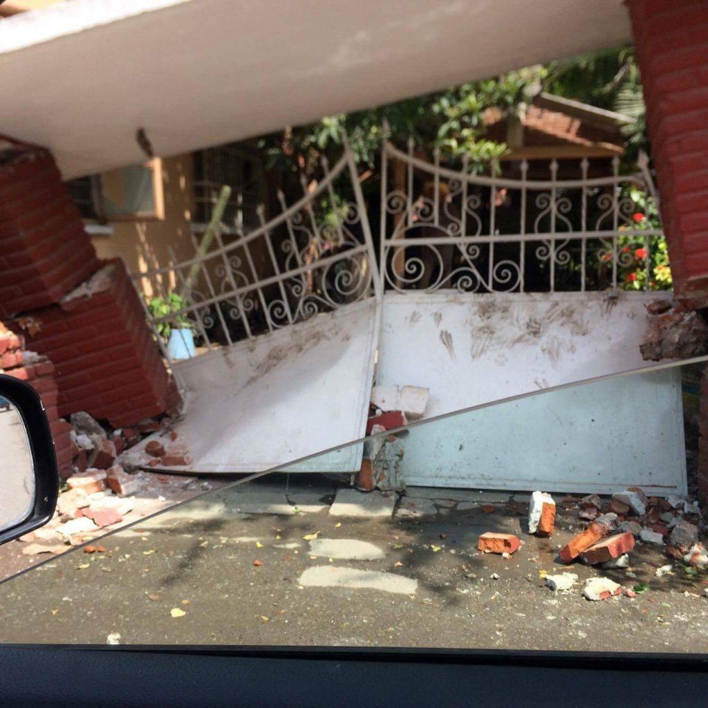 Morelos, el sismo destruyó poblaciones cercanas a Ticumán