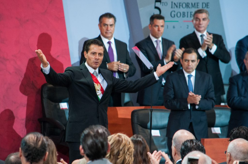 Enrique Peña Nieto, informe de Gobierno. @Cuartoscuro.com