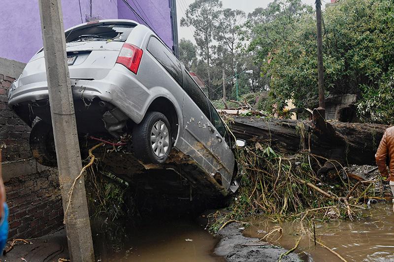 FOTOS: La destrucción que dejaron las inundaciones en CDMX