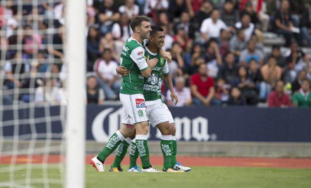 Con doblete de Elías Hernández y uno más de Mauro Boselli, León suma cuarta victoria consecutiva venciendo 3-0 a Lobos BUAP.