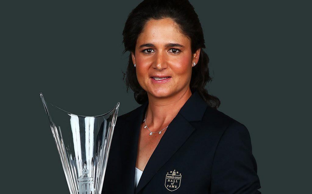 Lorena Ochoa se convierte en la mujer número 37 en ser exaltada al Salón de la Fama del golf y en la primera latina en convertirse en inmortal.