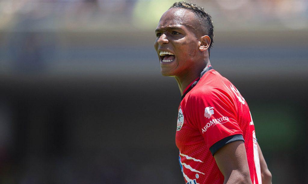 El volante colombiano Luis Quiñones fue dado de baja por Lobos BUAP al incurrir en repetidas indisciplinas durante el periodo de rehabilitación de una lesión.