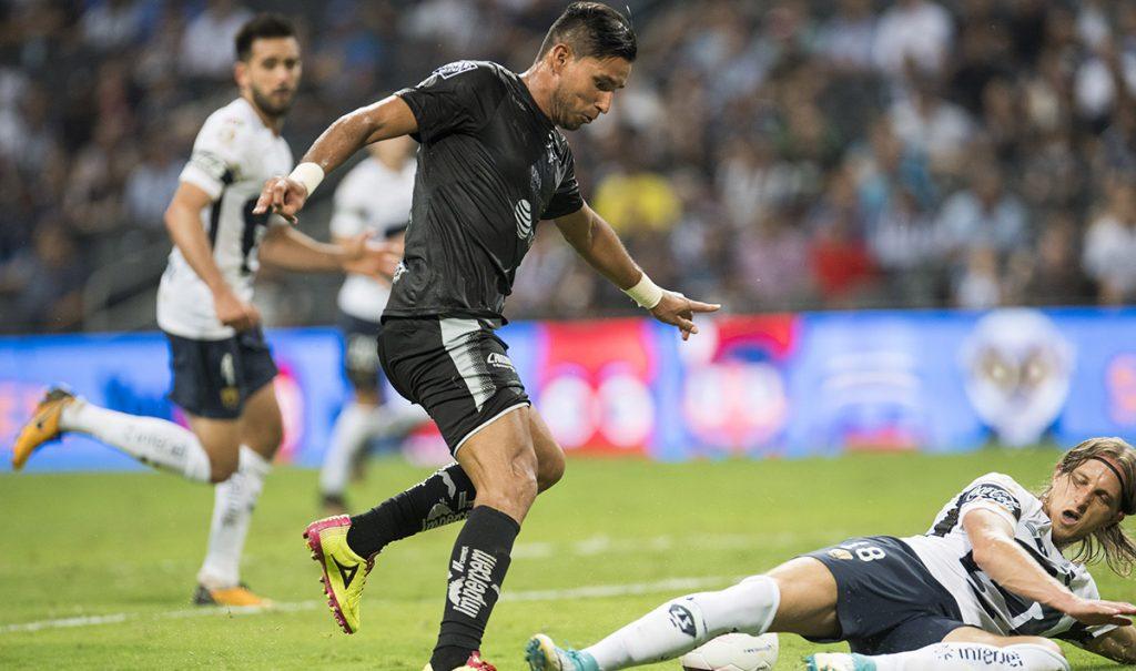 Los Pumas de la UNAM agravan la profunda crisis que están viviendo y pueden 3-1 en Monterrey para quedar eliminados; Atlante gana 2-0 a Puebla y se mete a octavos.