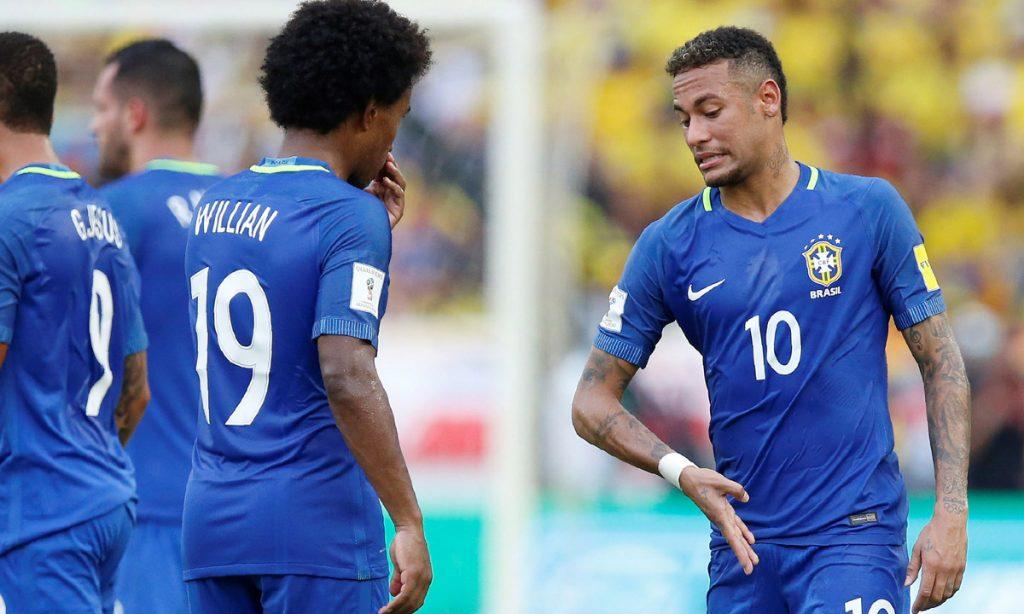 Liderados por Neymar y sus compañeros del PSG, Brasil cerrará la eliminatoria mundialista con sus mejores hombres; sorprende llamado de Diego Tardelli.