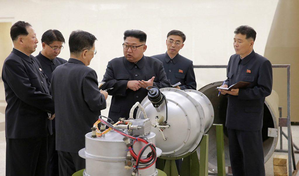 El Ejército de Corea del Sur informó que Corea del Norte lanzó misil no identificado desde Pyongyang hacia el este.
