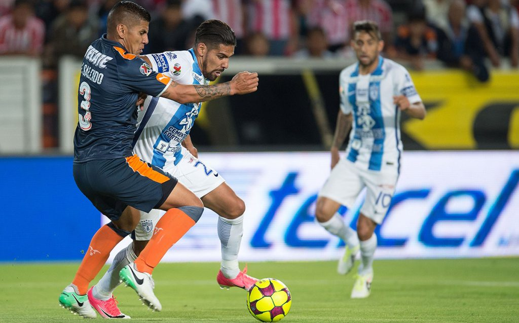 La Jornada 8 del Apertura arranca este viernes en Puebla, en donde la Franja le hace los honores al Cruz Azul; destaca el Pachuca vs Chivas del sábado.