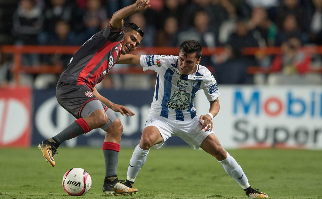 Los Tuzos del Pachuca y los Rayos del Necaxa no se hicieron daño e igualaron 0-0 en el estadio Hidalgo.