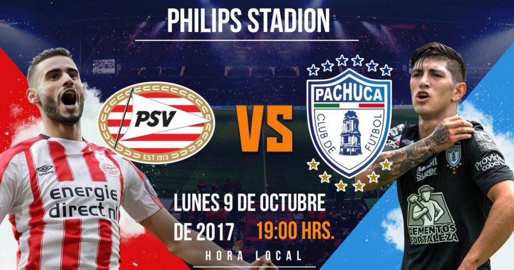Como preparación rumbo al Mundial de Clubes, los Tuzos del Pachuca aprovecharán la fecha FIFA para jugar contra Celta de Vigo y PSV Eindhoven.