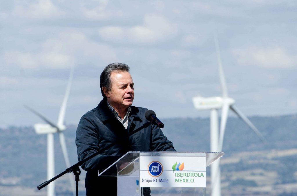 Pedro Joaquín Coldwell, secretario de Energía, inauguro el