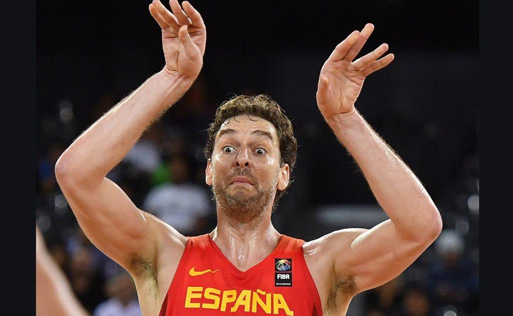 El basquetbolista español Pau Gasol superó al francés Tony Parker como máximo anotador en la historia del campeonato europeo.