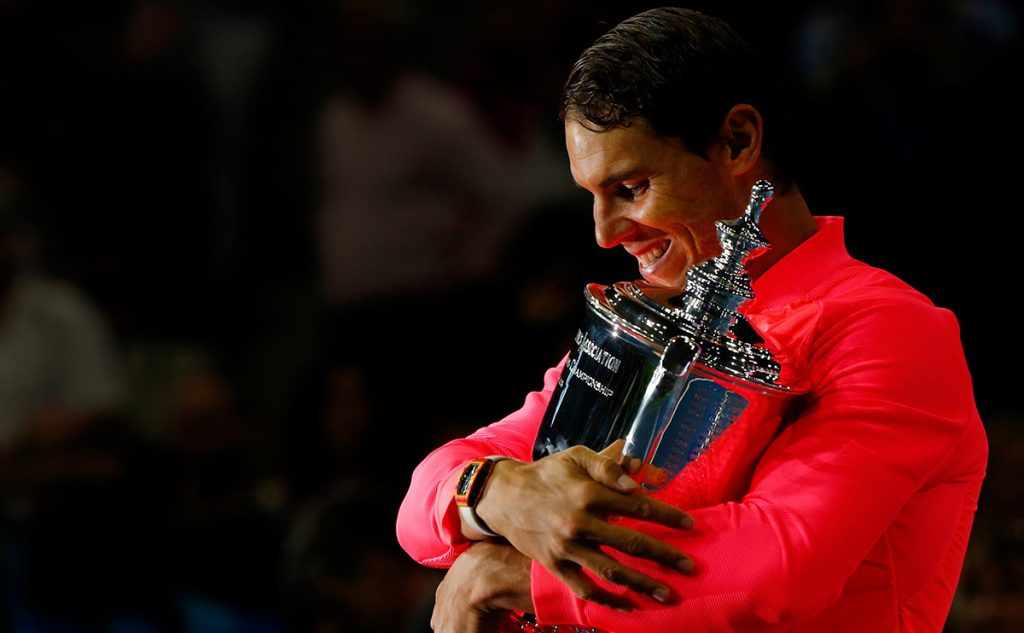 El flamante campeón del US Open, Rafael Nadal, mostró su desaprobación al referéndum de autodeterminación del 1 de octubre donde Cataluña pretende independizarse.