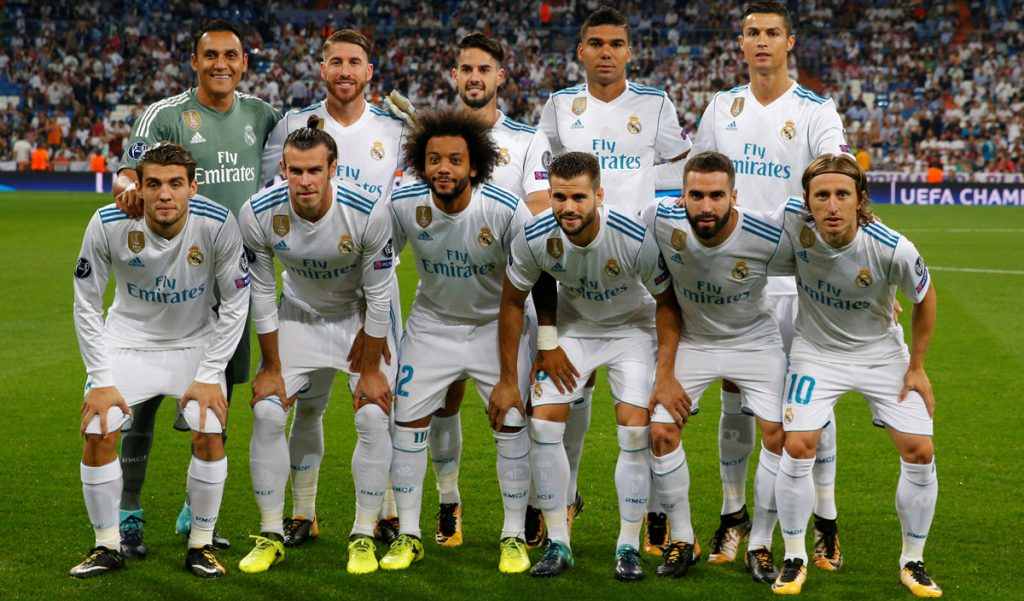 El Real Madrid informó que obtuvo ingresos de 674,6 millones de euros en la temporada 2016/2017, un incremento del 8.8 % con relación a la temporada anterior.