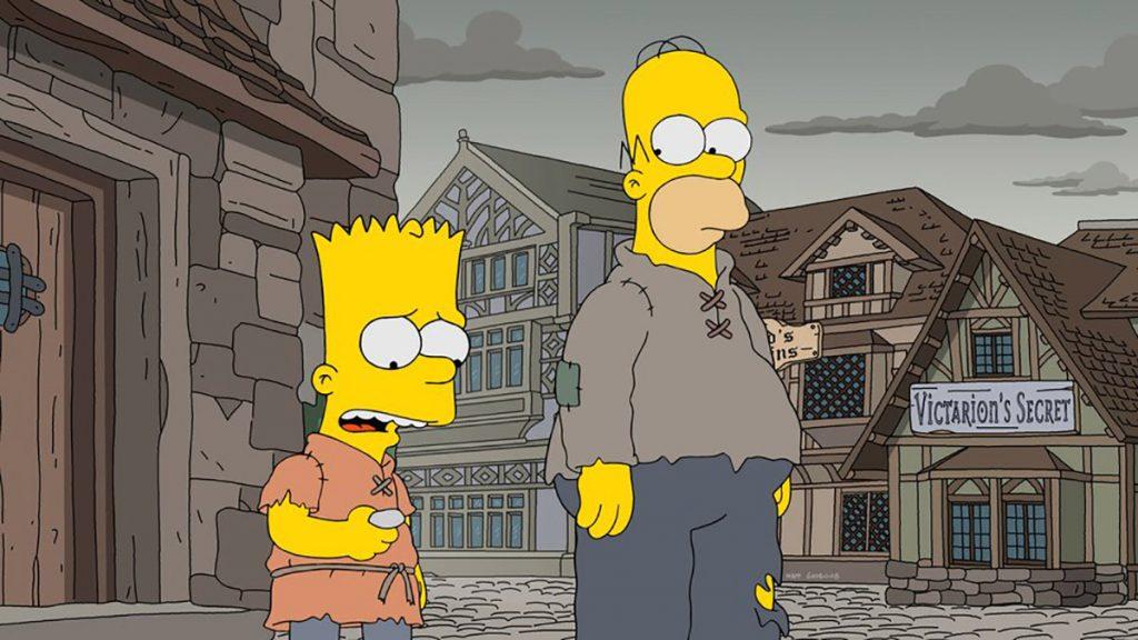 La temporada 29 de Los Simpsons, que se estrena este domingo 1 de octubre, hace referencia a Game of Thrones y Lord of the Rings.