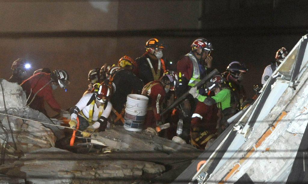 Luis Felipe Puente, coordinador Nacional de Protección Civil, actualizó la cifra, siendo la Ciudad de México la de mayor número de víctimas con 219.