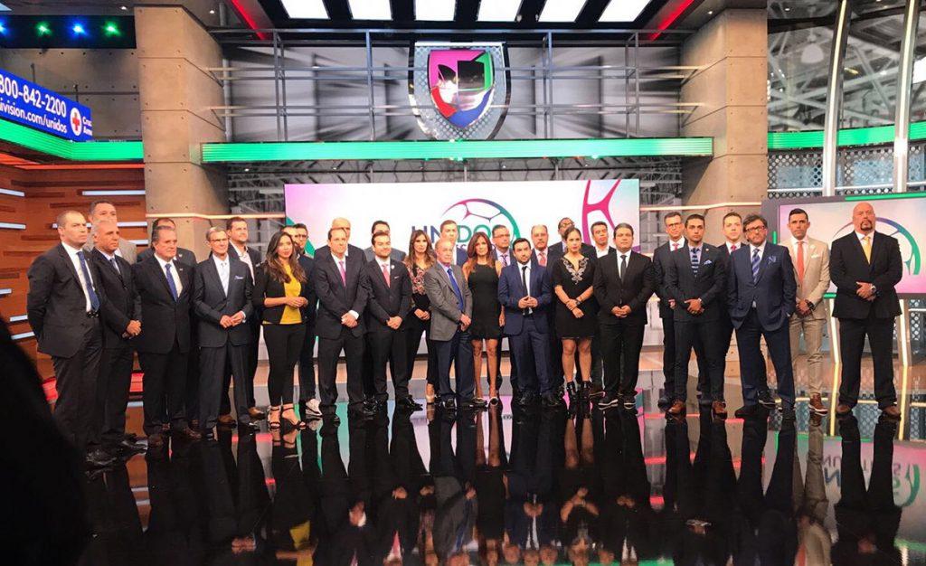 Las cadenas Univision, Fox Deportes, ESPN Deportes, beIN Sports y Azteca América realizarán transmisión simultánea del fútbol mexicano para ayudar a víctimas de desastres naturales.