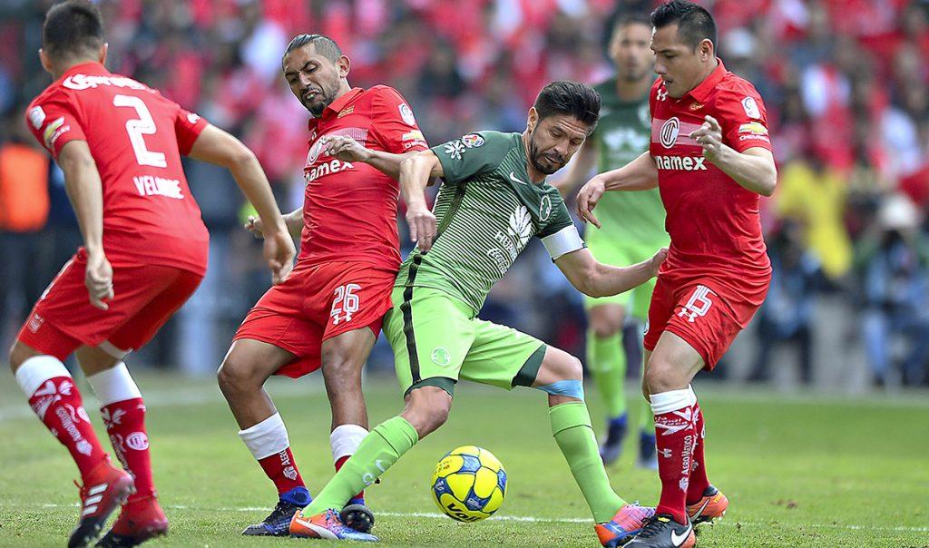 Las Águilas del América tendrán una complicada visita al Nemesio Diez enfrentando al sublíder Toluca, dentro de la jornada 12 de la Liga MX.