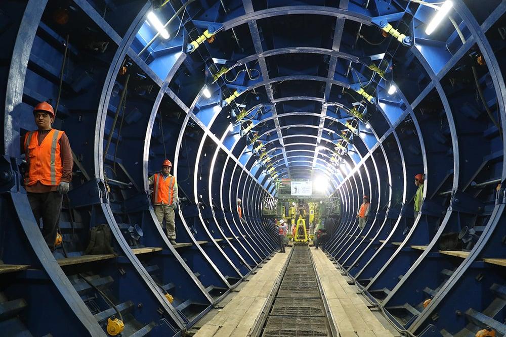 Túnel Emisor Poniente