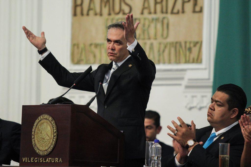 V Informe de Gobierno. @Cuartoscuro.com