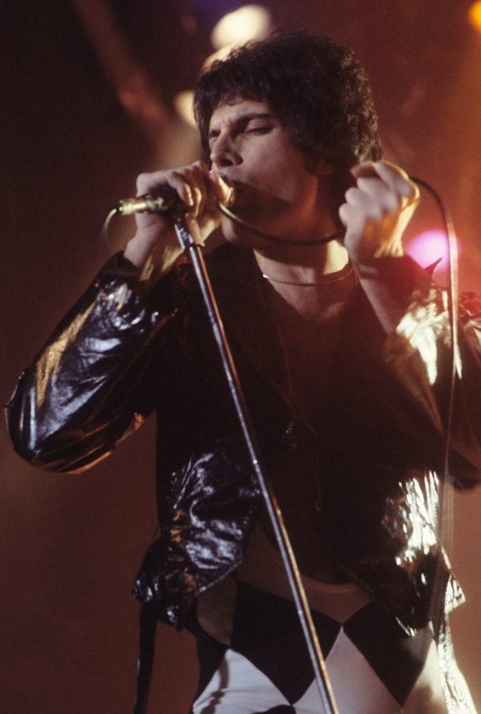 5 datos sobre Freddie Mercury