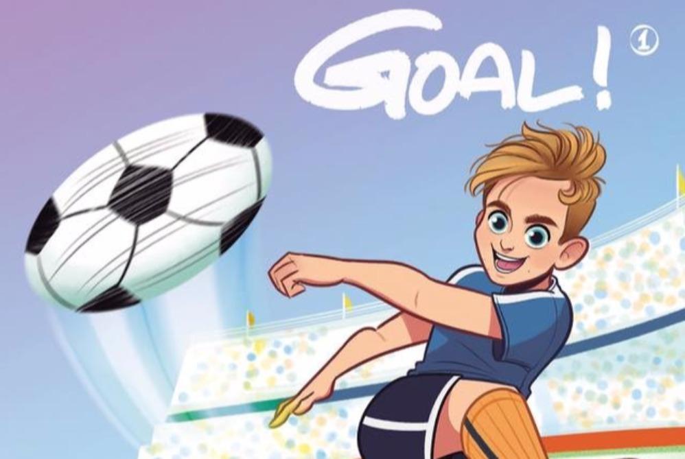 Antoine Griezmann, el futbolista, se lanza a la literatura infantil