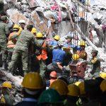 FOTOS: Las labores de rescate en CDMX