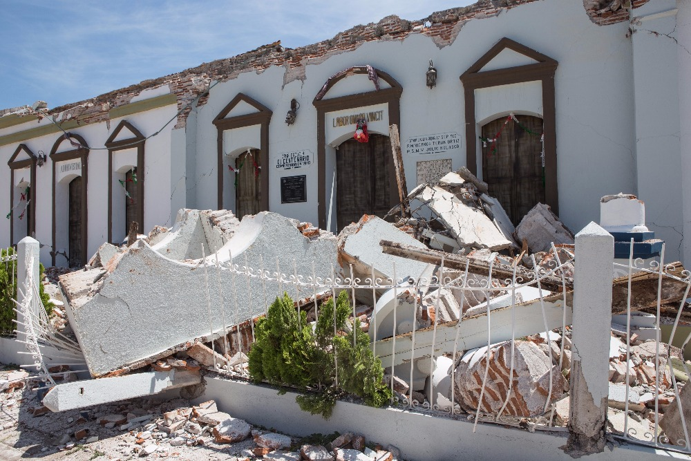 En Oaxaca, luego del sismo, aún los tienen en el olvido