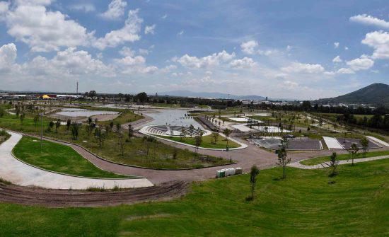 Parque Ecológico y Deportivo Atlacomulco