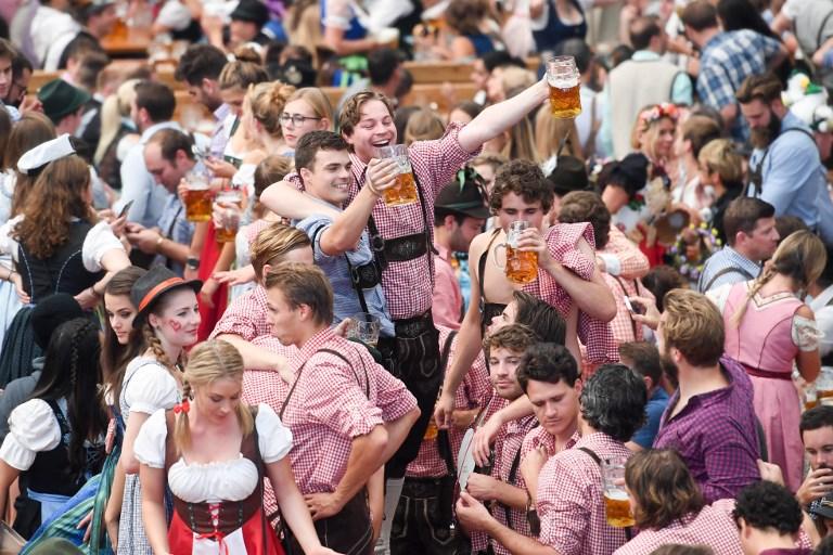 Oktoberfest, el legendario festival alemán de la cerveza