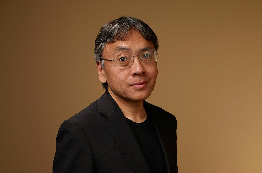 Kazuo Ishiguro gana el Premio Nobel de Literatura