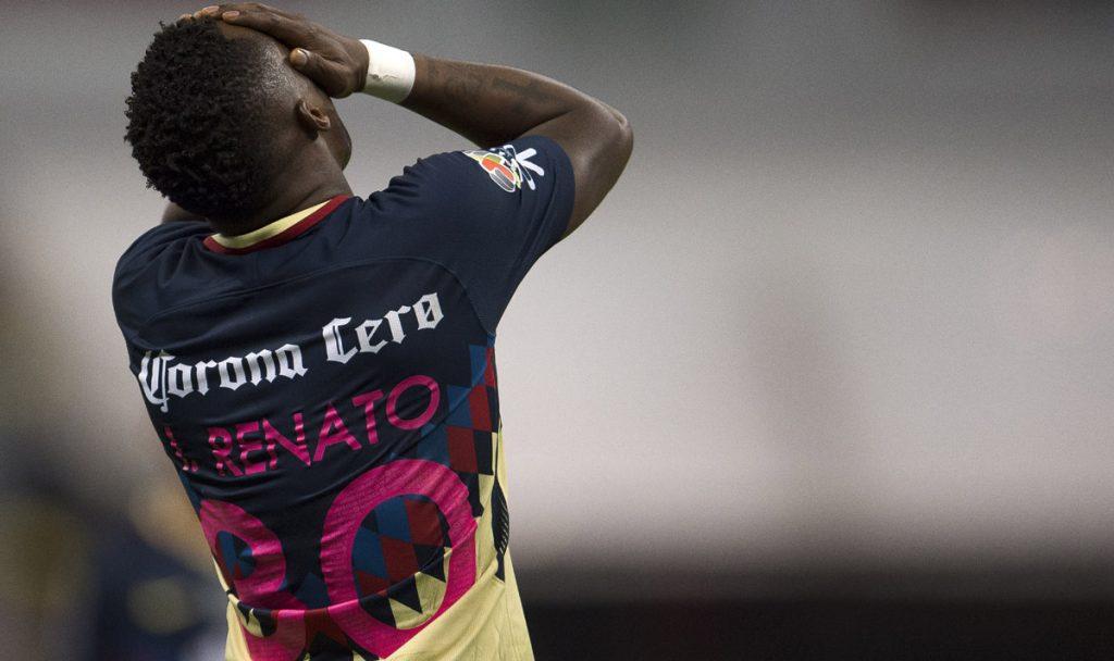 Un solitario gol de Luis Pérez le dio el triunfo 0-1 a Necaxa sobre las Águilas del América en el Azteca, que vieron truncado su deseo de tomar el liderato general